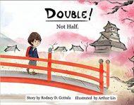 DOUBLE! Not Half表紙