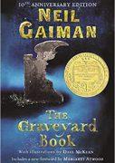 The Graveyard Book 表紙