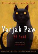 Varjak Paw表紙